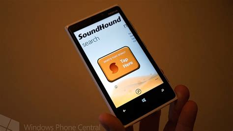 windows phone 8 updates come to soundhound windows central