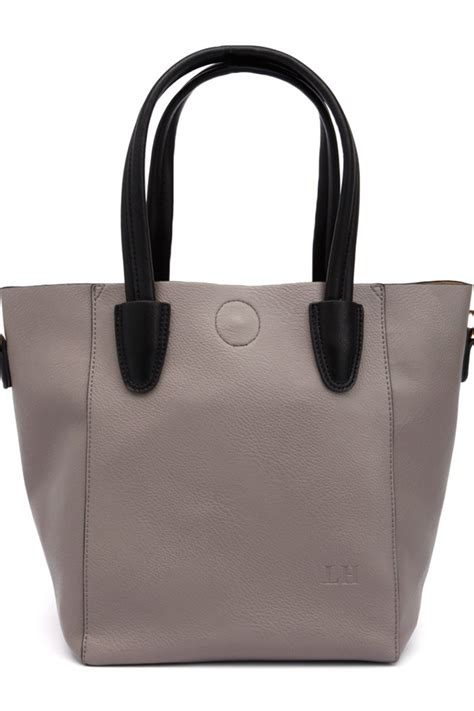louenhide open top tote bag from massachusetts by accents