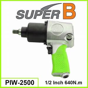 China 1  2 Inch Pneumatic Impact Wrench  Air Impact Wrench
