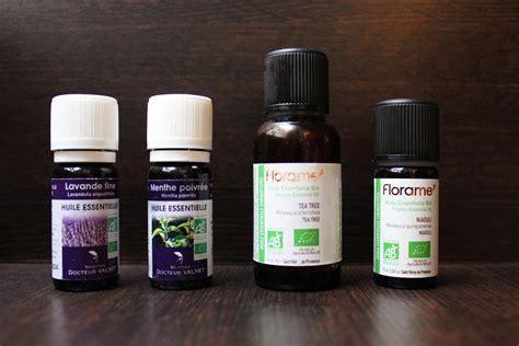 les huiles essentielles anti acn 233 le bleu