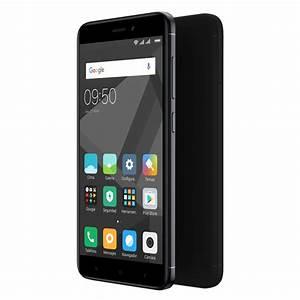 Celular Libre XIAOMI REDMI 4X 4G Negro Ktronix Tienda Online