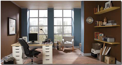 Best Blue Office Color Scheme  Home Design #431