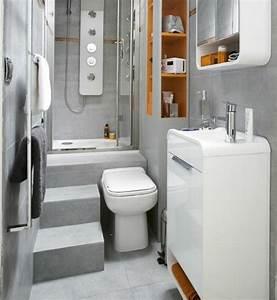 revgercom amenagement salle de bain petite surface With idee pour petite salle de bain