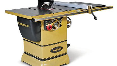 powermatic table saw pm1000 tablesaws finewoodworking
