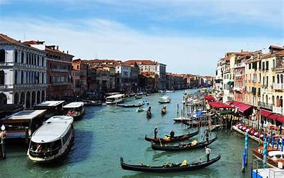 Venice Grand Italy Canal Widescreen Backgrounds Wallpapers13