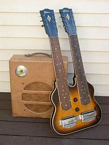 Gibson Lap Steel Guitars