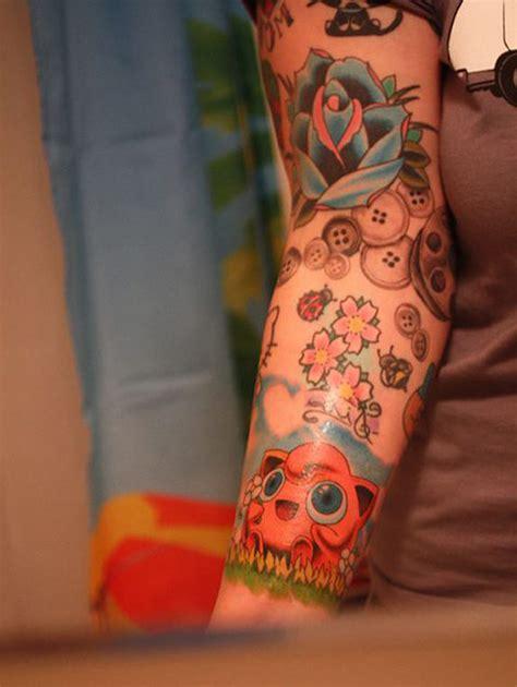 hot nerds  geeky tattoos  sleeve tattooshuntcom