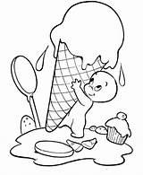 Ice Cream Coloring Casper Drawing Colorir Desenhos Cone Ausmalbilder Eis Ghost Ausmalbild Sorvetes Imprimir Eiscreme Halloween Getdrawings Infantil Colorare Desenho sketch template