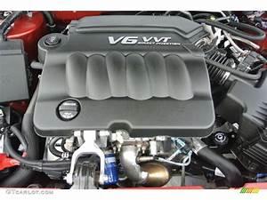 2013 Chevrolet Impala Ltz 3 6 Liter Sidi Dohc 24