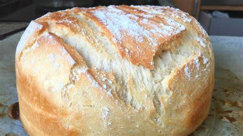 pan casero f 225 cil y r 225 pido con harina 250 n recetas f 225 ciles