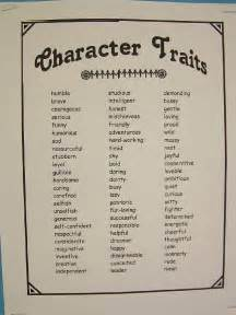 Quotes About Character Traits