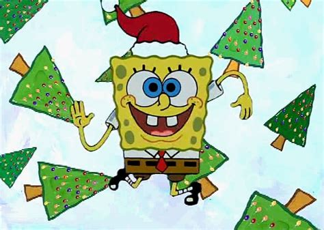 spongebob squarepants images spongebob christmas 5