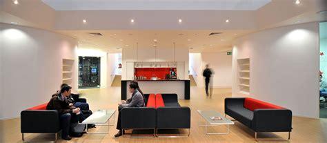 bureau interiors inspiring office interior design at rackspace