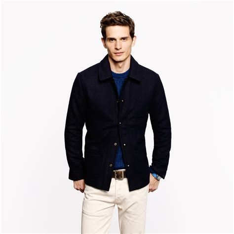 wallace and barnes wallace barnes skiff jacket with thinsulate 174 j crew