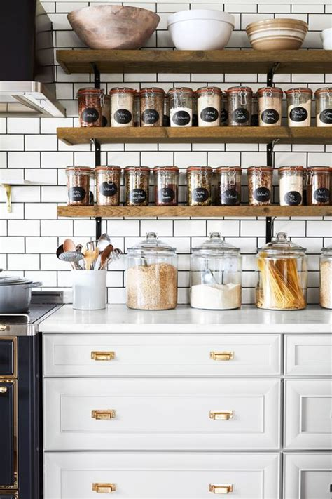Check out these easy pantry organization hacks to get it humming with efficiency in no time! 20 Stylish Pantry Ideas - Best Ways to Design a Kitchen Pantry