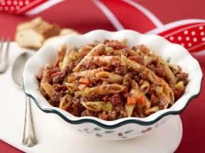 christmas pasta recipe rachael ray food network