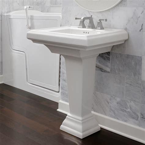 Pedestal Sink by Town Square 24 Inch Pedestal Sink American Standard