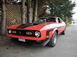Mustang Week Outtake: 1972 Mach 1 – Am I Seeing Things?