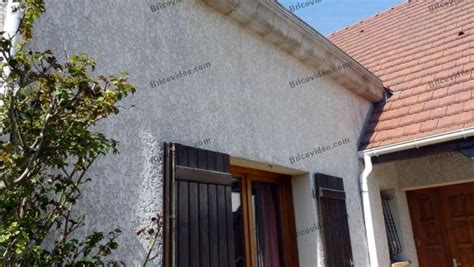 nettoyer mur crepi exterieur avec javel de conception de maison