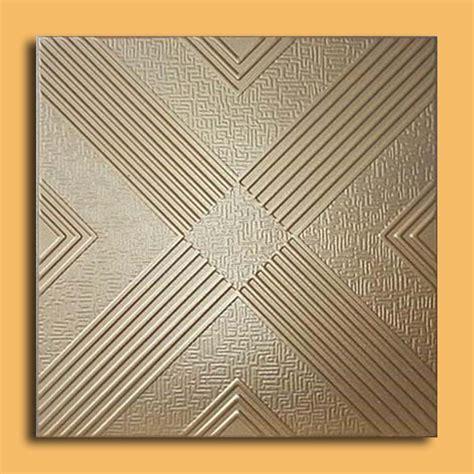 malta gold foam glue up ceiling tiles antique ceilings