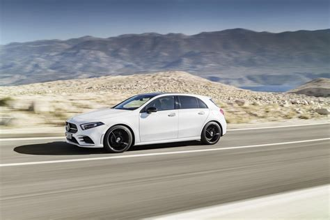 Mercedes 2019 A Class by 2019 Mercedes A Class Is A Mini Cls With S Class Features