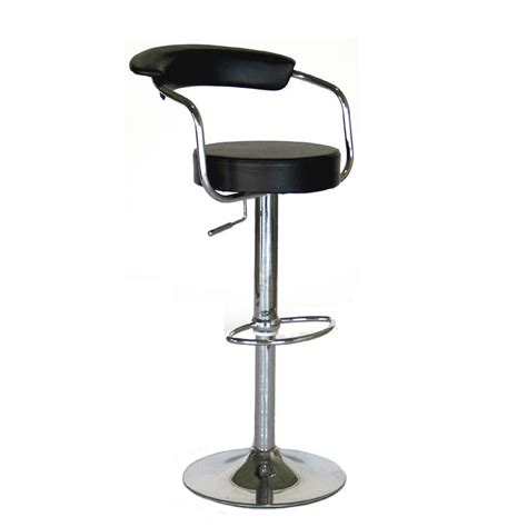 review modern contemporary adjustable bar stools set of