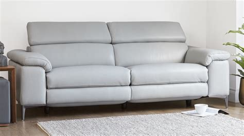 skye microfiber power reclining sofa leather sofa recliner furniture gallery of skye