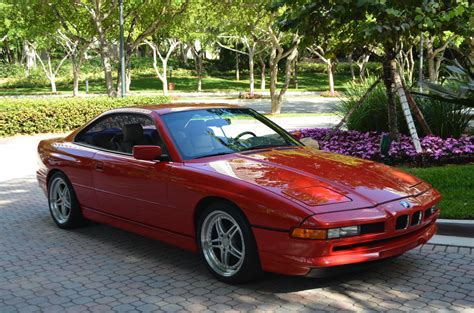 Bmw 8 Series For Sale 1991 bmw 8 series for sale