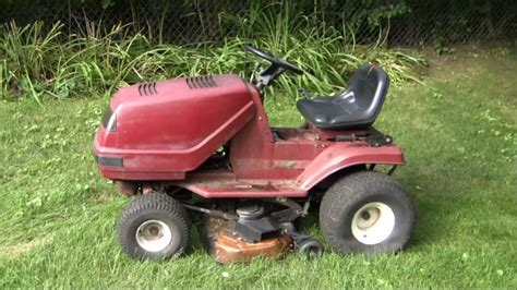 murray mower deck removal noma murray lawn tractor hd
