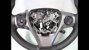 2013 Toyota Camry Steering Wheel