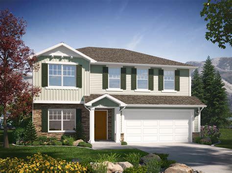 hampton model  visionary homes  homes  utah
