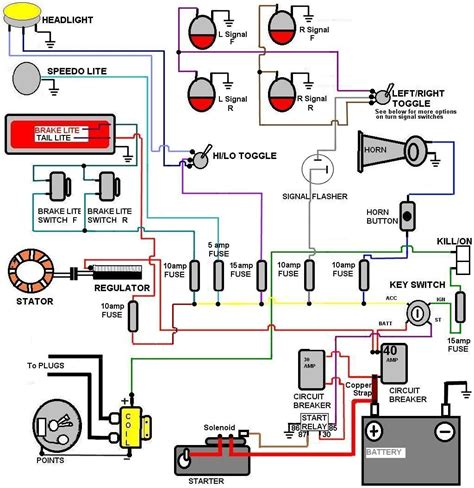 how to read automobile wiring diagrams ehow uk