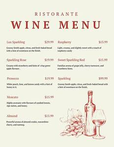 banquet menu template cake order contract banquet event With wine dinner menu template