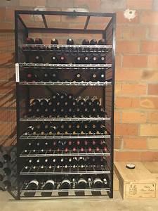 Casier A Bouteille Metallique : les casiers du manoir casier bouteilles casiers vin casiers magnum casiers bouteilles ~ Melissatoandfro.com Idées de Décoration