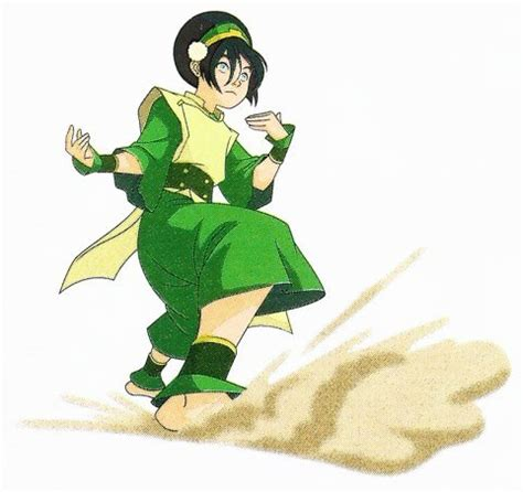 wide leg dress avatar costume toph