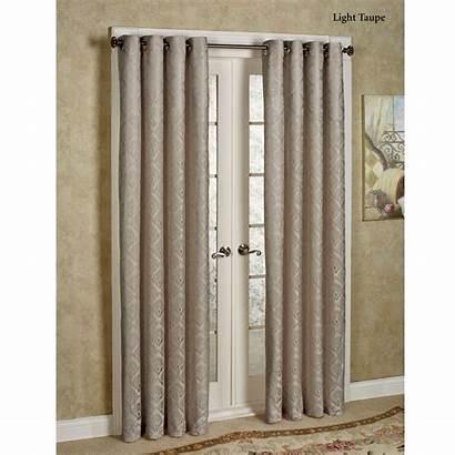 Grommet Curtain Anna Pair Curtains Insulated Tm