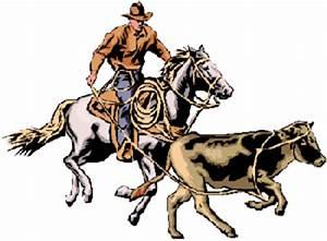 Cattle Drive Clip Art 78490