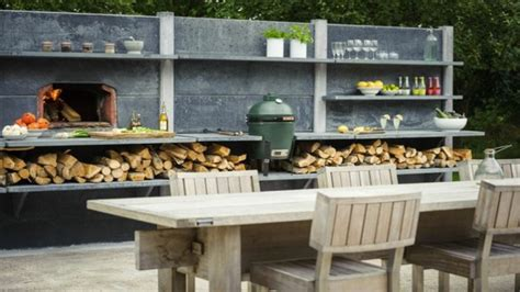 amenagement cuisine exterieure une cuisine extérieure pour l 39 été c 39 est le top i déco cool