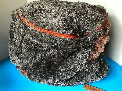 ebay lovesac new squattoman lovesac brown owl phurr cover only
