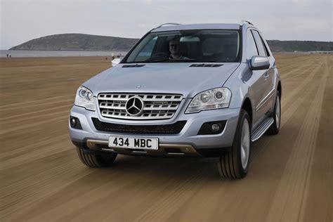 What will be your next ride? Mercedes-Benz ML-Class W164 2005 - Car Review   Honest John