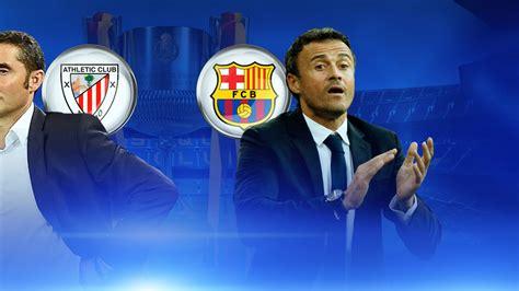 Live match preview - Ath Bilbao vs Barcelona 30.05.2015