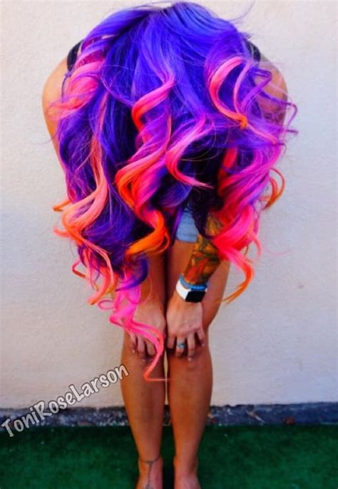 1000 Ideas About Funky Highlights On Pinterest Short