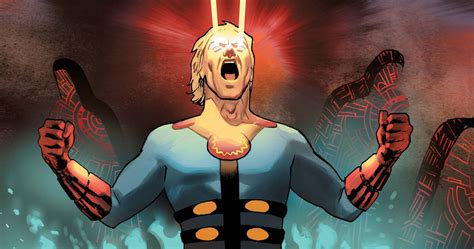 The Eternals Movie Planned for Marvel Phase 4?