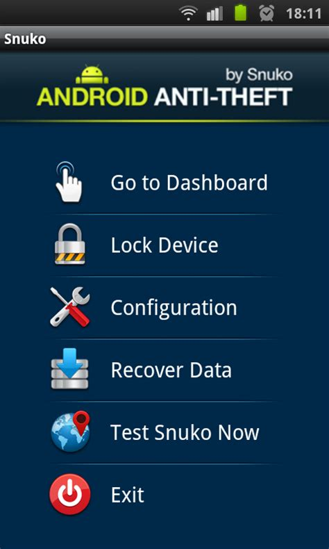 anti protection for android free android anti theft security apk for android