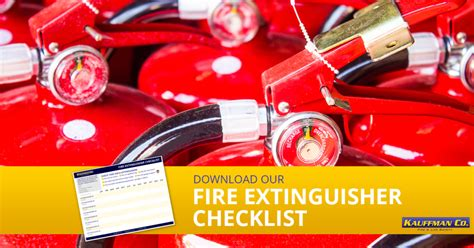 October 6, 2020 3:23:19 pm pdt. Fire Extinguisher Checklist FREE DOWNLOAD | Office Fire Safety