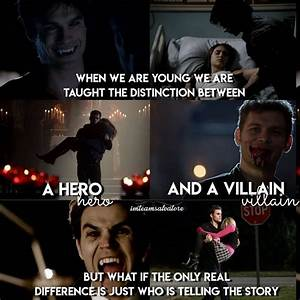 TVD/TO/LEGACIES... Mikaelson Quotes