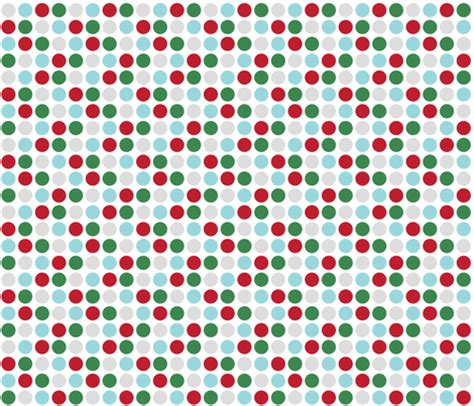 christmas polka dots two fabric misstiina spoonflower