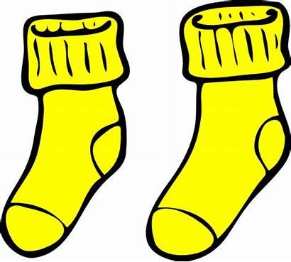 Yellow Clipart Socks Clip Brick Road Cliparts
