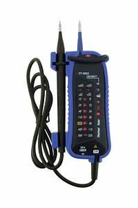 Testeur De Batterie Professionnel : testeur de tension dt9902 ~ Melissatoandfro.com Idées de Décoration
