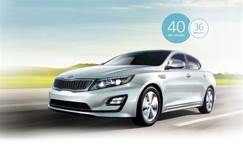 Kia Optima Mpg 2015 by Kia Optima Best Hybrid Vehicle On The Market